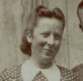 Frau Senz, Bildausschnitt