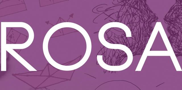 ROSA Schriftzug
